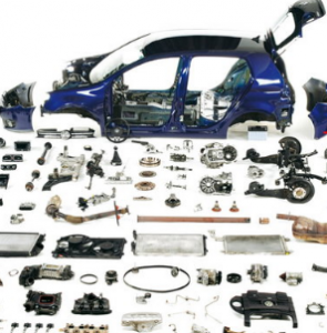 replacement parts for cars